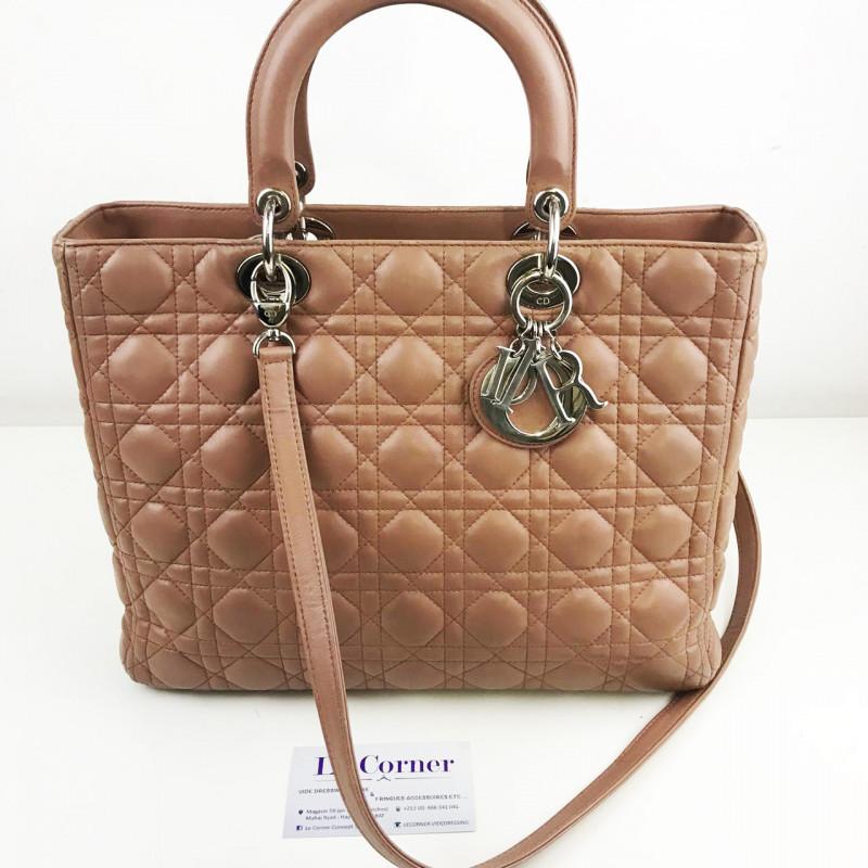 Lady Dior - Le Corner dépôt vente de luxe 325a1dca479