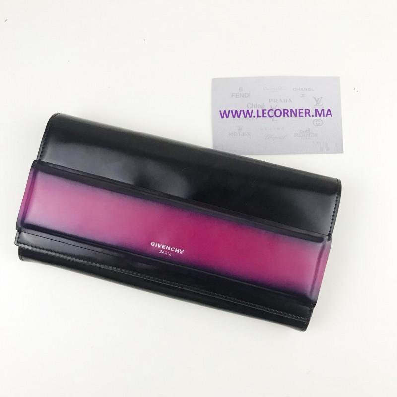 meilleur grossiste beaucoup de choix de plus de photos Portefeuille Givenchy - Le Corner dépôt vente de luxe